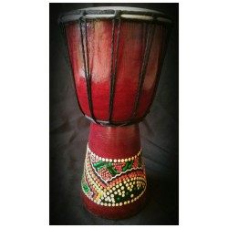 DJEMBE DECORADO